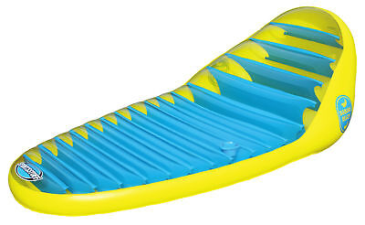 SPORTSSTUFF BANANA BEACH LOUNGE - Inflatable Lounge for Pools Lakes or Rivers