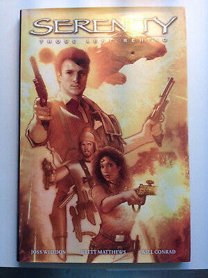 Serenity - Those Left Behind - Joss Whedon - Comic - in Englisch