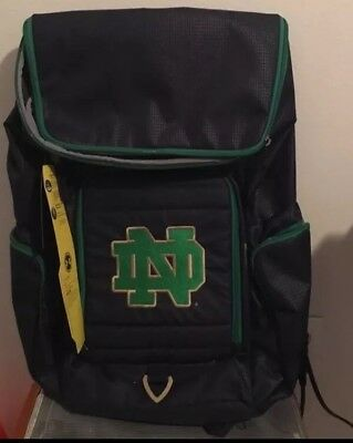 616923bfa99e NWT UNDER ARMOUR STORM VX2 UNDENIABLE XL Backpack Notre Dame Fighting Irish  Bag