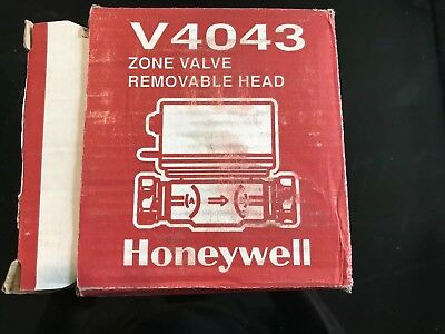 Honeywell Motorised 2 Port Zone Valve 28mm V4043H1106