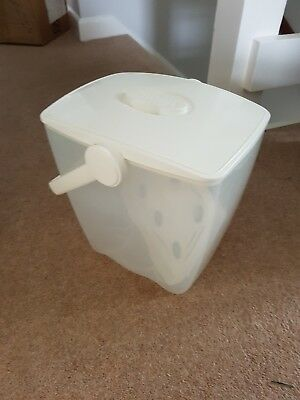 Milton Cold Water Steriliser Container Unit Baby Sterilising Bucket