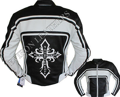 Motorcycle / Motorbike Protective Leather Jackets - While stock last- SALE !!!