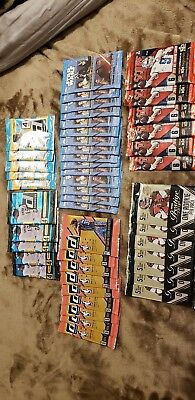 15-16 lot of unopened packs (nba, mlb ,nfl, star wars) 47 total sealed packs.