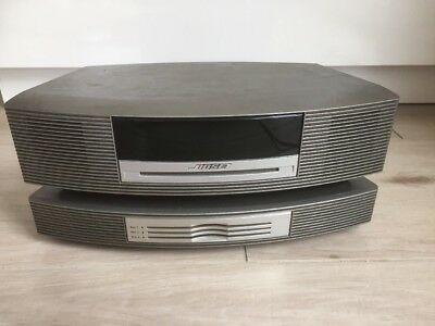 Bose Wave music System mit Multi CD Charger