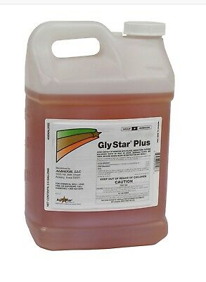 Gly Star Plus Herbicide (Generic Roundup) 41% Glyphosate