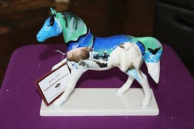 Painted Ponies Northern Lights Low# 1E/4424 (Retired) Westland, First Edition!