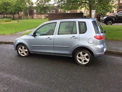2003 Mazda 2 1.4 Diesel Very Cheap To Tax & Run. 1  Previous Owner 126905Miles