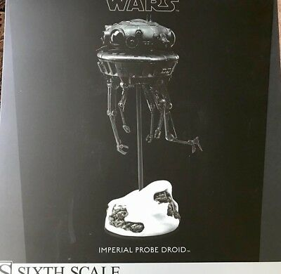 Sideshow Star Wars Imperial Probe Droid First Edition 1:6 Scale