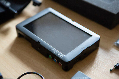 SmallHD DP6 - External Portable HD Monitor - with EXTRAS!  Great for DSLR