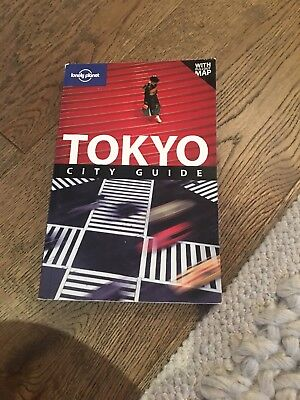Lonely Planet Tokyo City Guide by Matthew D Firestone and Timothy N Hornyak 2008