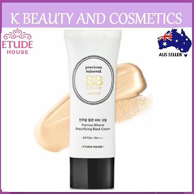 [Etude House] Precious Mineral Beautifying Block BB Cream Matte SPF50+ PA+++