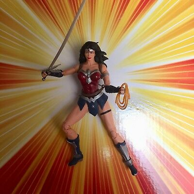 DC Collectibles DC Comics Icons Wonder Woman COMPLETE!