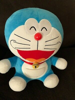 Doraemon Jumbo Cushion Plush Rare Htf