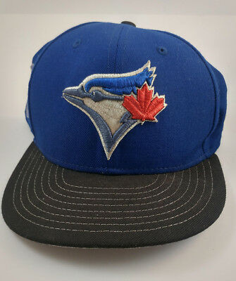 Toronto Blue Jays TOR MLB Authentic New Era 59FIFTY Fitted Cap - 5950 Hat Blu