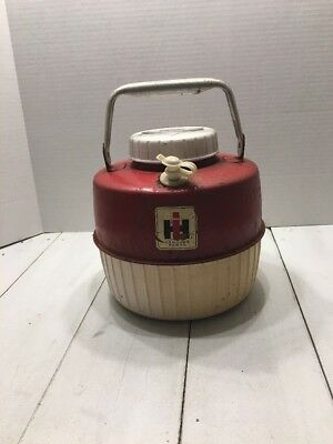 Vintage International Harvester IH Farmall Coleman Water Cooler Tractor RARE