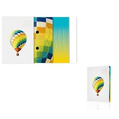 BTS Young Forever Special Album DAY + Photo Book K-POP SEALED