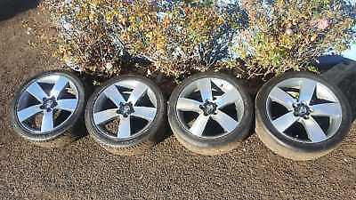 """HOLDEN VE SSV x4 19"""" WHEELS & TYRES 245/40R19. COMMODORE/CALAIS/OMEGA/SV6/SS"""