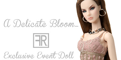 """Fashion Royalty """"Love Life and Lace"""" Agnes Von Weiss """"Exclusive Event Doll"""""""