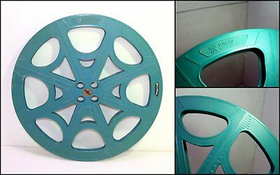 1970's TUSCAN 16mm Cinematic 2200 Feet 380mm Empty Reel Spool Tape