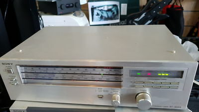 sony ST-333S Stereo FM AM tuner