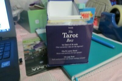 78 Tarot Cards Plus Other Insight Cards Have A Little Fun Predict Your Future