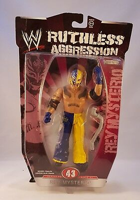 WWE Rey Mysterio Ruthless Aggression Series #43