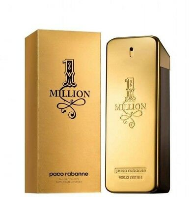 One Million 100Ml By Paco Robanne.