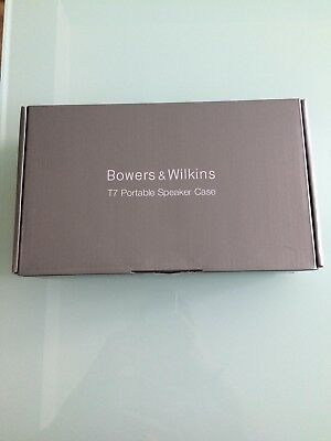 Bowers and Wilkins T7 Portable Speaker Case