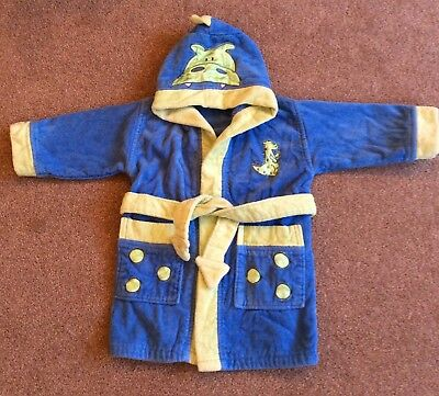 Dragon Dressing Gown Age 12-18 months