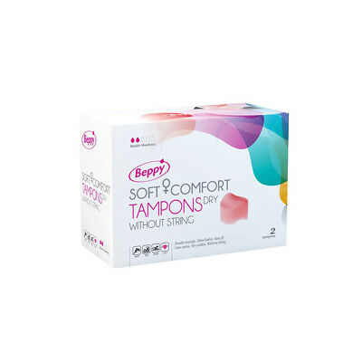Asha International - Soins - Beppy Soft + Comfort Tampons - Pink