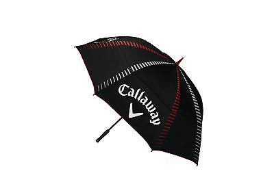 """2018 Callaway Tour Authentic Performance 68"""" Double Canopy Auto Mens Golf Umb..."""