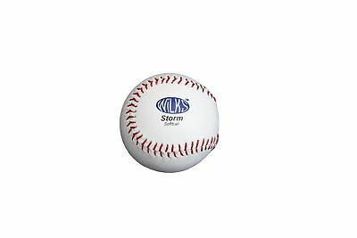 Wilks Softball Storm Softball - White, 11.5 Inch