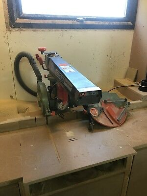 Dewalt Radial Arm Saw Power Shop DW125.