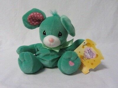 Enesco 1998 Precious Moments Tender Tails Rosie The Mouse Plush Toy Mwt