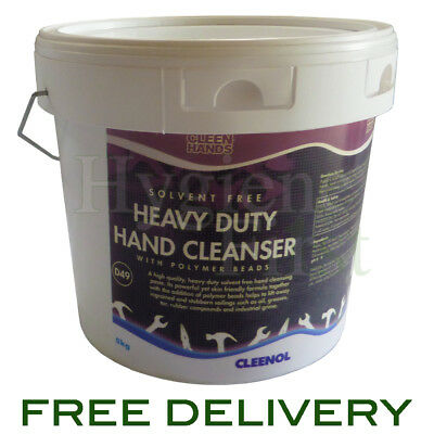 5L Tub Of Cleenol Cleen Hands Heavy Duty Hand Cleanser - Solvent Free