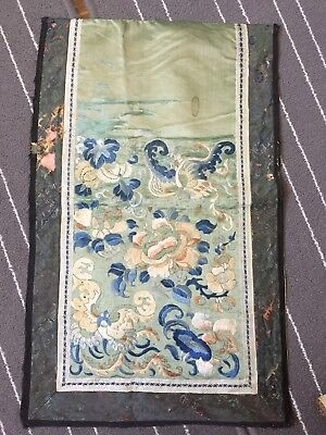 Antique Chinese Silk Embrodiery3