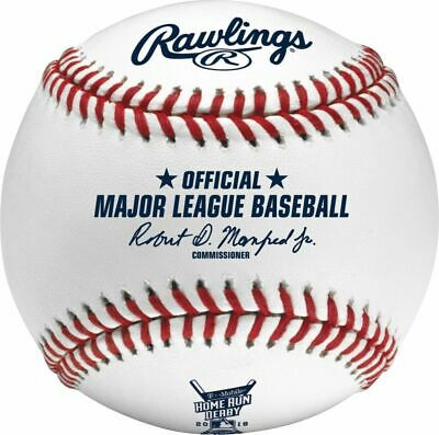Rawlings Official 2018 Home Run Derby Major League Baseball Washington - Boxed