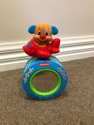 Fisher-Price Laugh & Learn Puppy's Plane Ride - Used