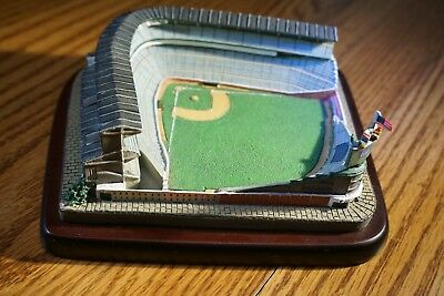 Danbury Mint Wrigley Field Home of the Chicago Cubs