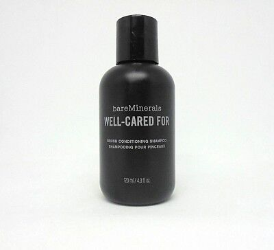 bareMinerals Well-Cared For  Brush Conditioning Shampoo ~ 120 ml /4.0 oz
