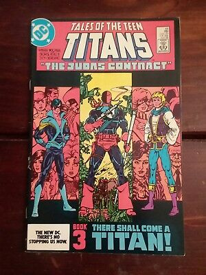 Tales of the Teen Titans #44, 1st appearance Nightwing! Deathstroke! See Pics!