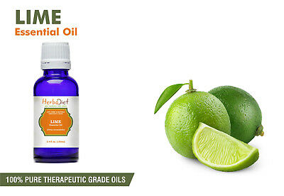 Lime Essential Oil 100% Pure Natural Aromatherapy UNCUT Therapeutic Grade Oils