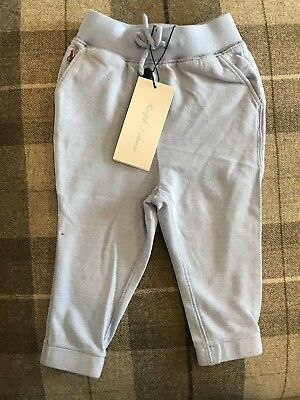 Ralph Lauren infant Baby Boy Joggers Brand New With Tags- Stunning