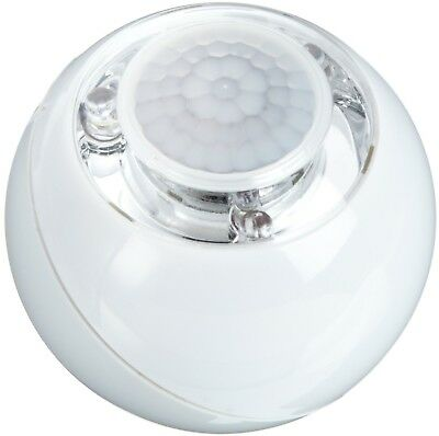 GEV LLL728 000728 LED Light Ball With 120° Motion Sensor And Dimmer Switch For