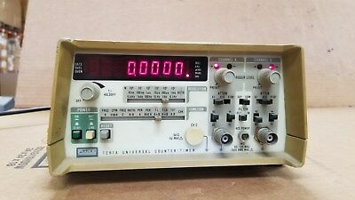 Fluke 7261A Universal Counter/Timer Powers UP!