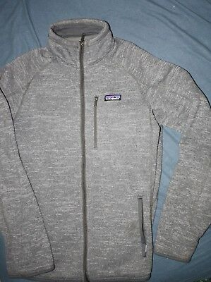 Patagonia Mens Better Sweater Fleece Jacket large  **Super Clean, Near Perfect**