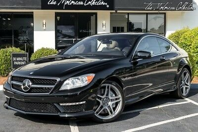 2014 Mercedes-Benz CL-Class CL 63 AMG MSRP $169,925 SPECIAL ORDER PORCELAIN WHITE INTERIOR! CLEAN CARFAX CERTIFIED!