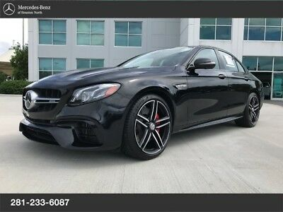 Mercedes-Benz E-Class  E63S AMG, MB CERTIFIED PRE-OWNED WARRANTY, CLEAN 1 OWNER!!