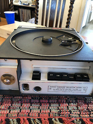Kodak Carousel 750H Slide Projector - For Parts
