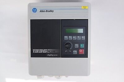 Allen Bradley 1136 Plus 1336F-BRF50-AE-ES Adjustable Frequency AC Drive 5HP